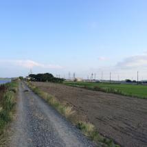 ここが、おらっての発電所を手づくりで建設する予定の土地です☆